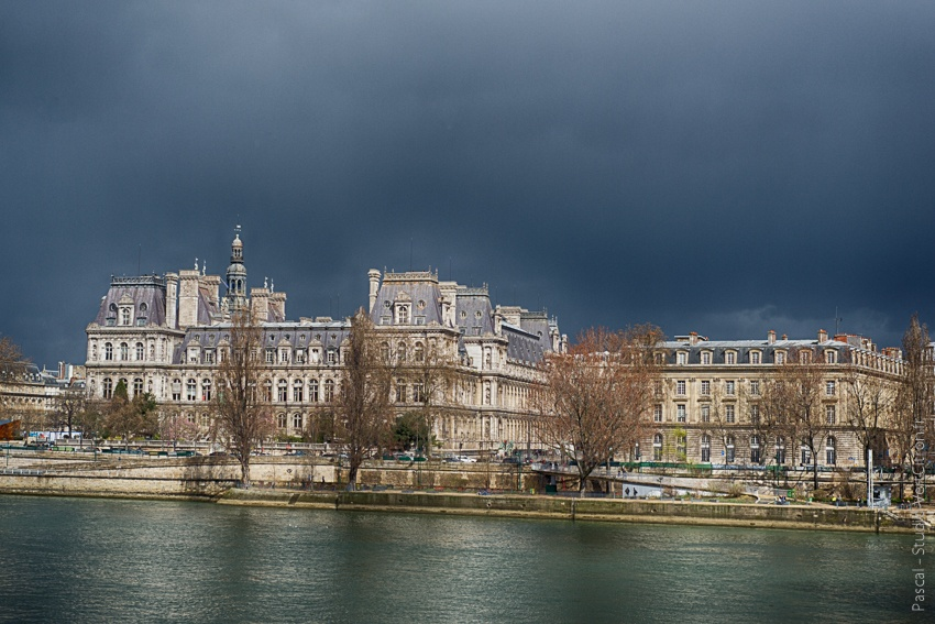 Balade dans Paris - Mars 2016 - Hôtel de Ville