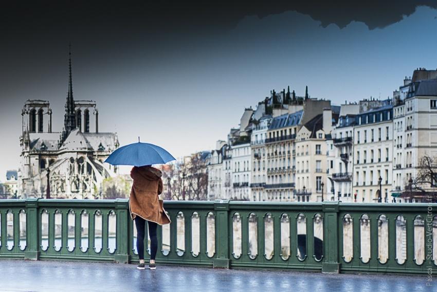 Balade dans Paris - Mars 2016